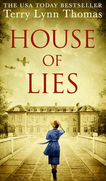 House of Lies by Terry Lynn Thomas